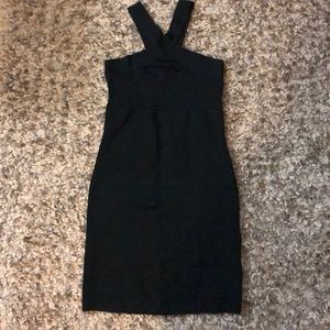 Express little black dress